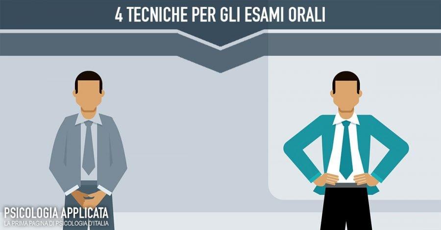 4 Tecniche Per Superare Un Esame Orale 1