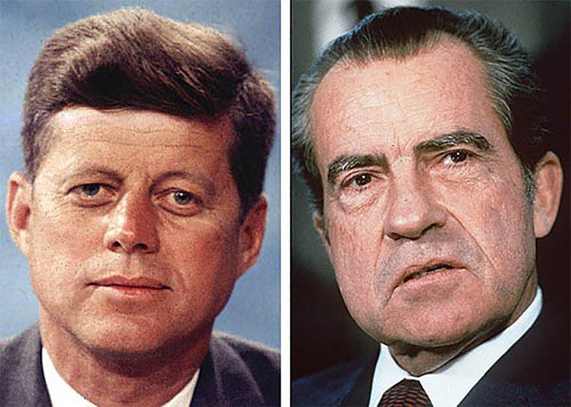 Kennedy vs Nixon