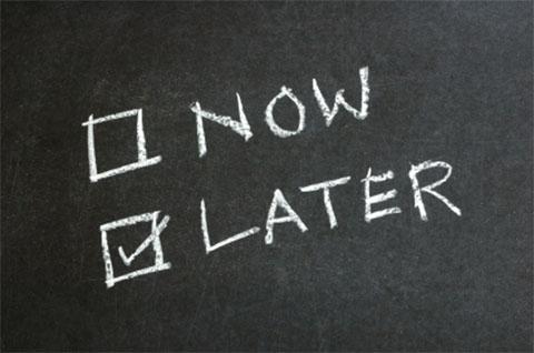 Procrastinazione Miti Sulla Produttività