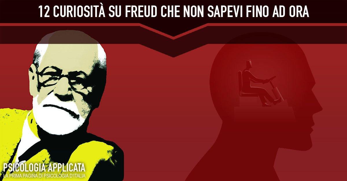 12 curiosità su Freud che non sapevi fino ad ora