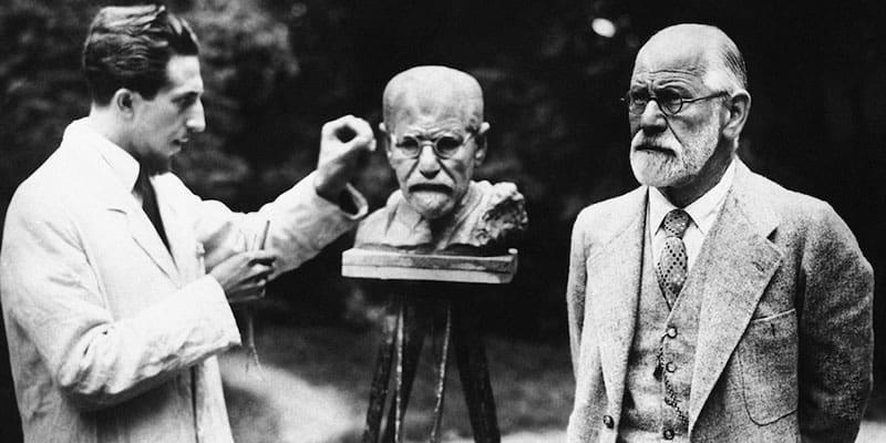 Curiosità su Sigmund Freud