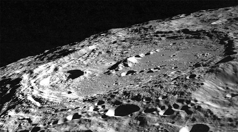 Sigmund Freud Luna Cratere