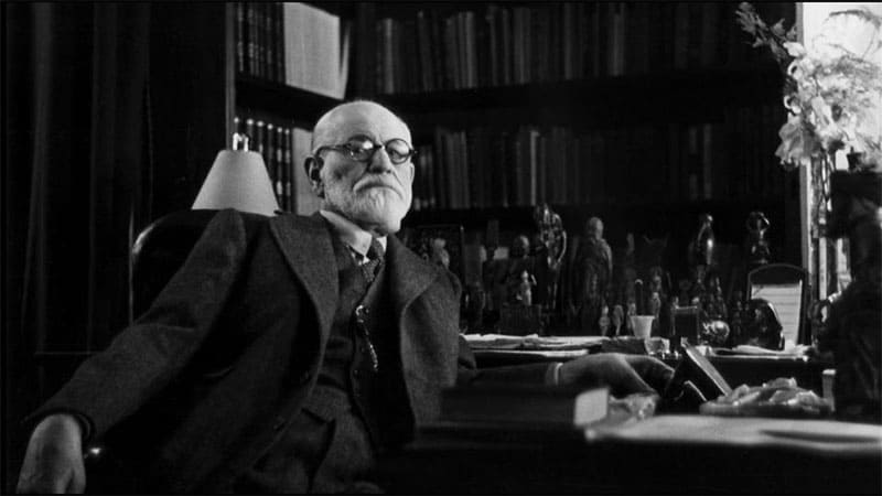 Sigmund Freud fuga nazisti