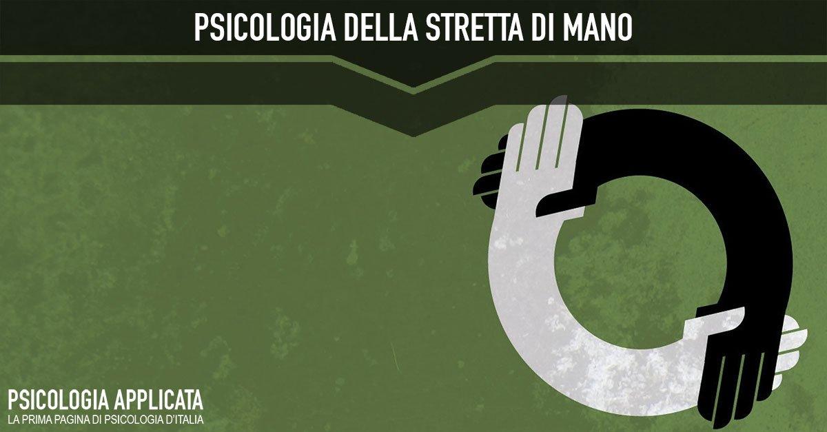 Psicologia della stretta di mano