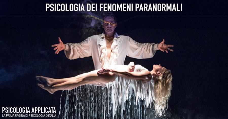 Psicologia dei fenomeni paranormali