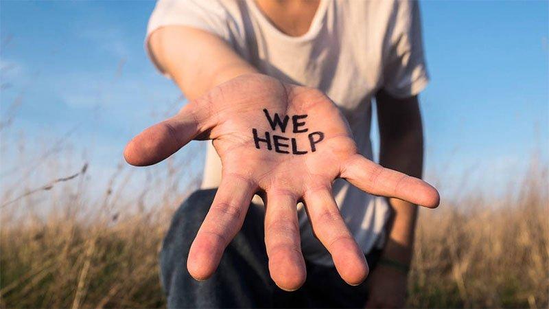 aiutiamo gli altri