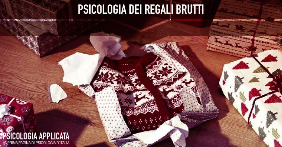 Psicologia dei regali brutti