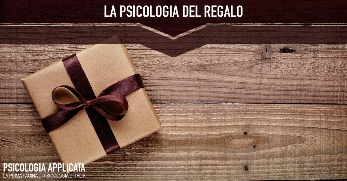 Psicologia del Regalo