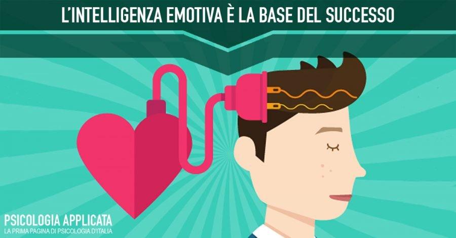 L'intelligenza emotiva è alla base del successo